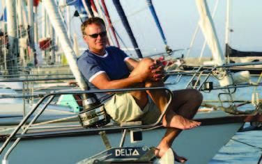 Capt Scott Lakey, Sailing Sweden, Charter Yacht, Sweden, Stockholm