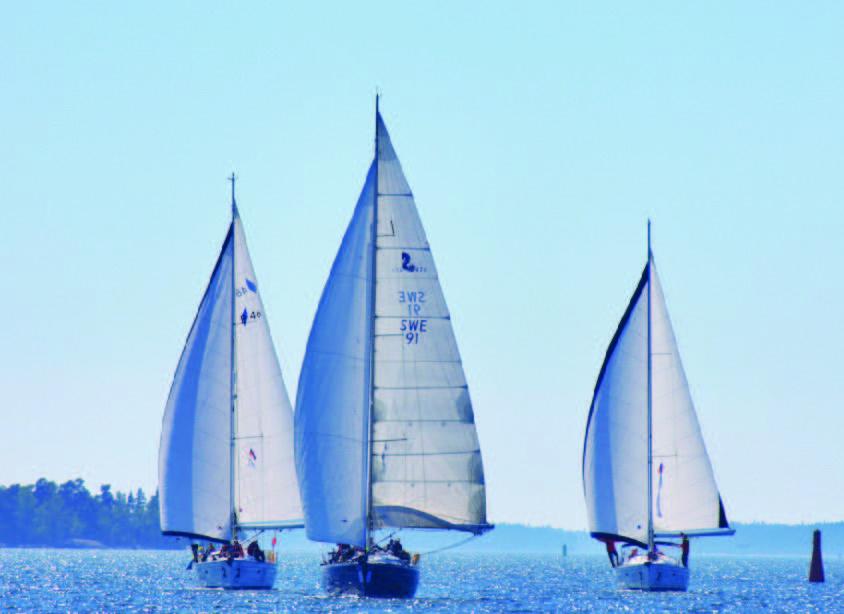 Events, racing, sailing charters, eskad, flotilla